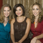 Jennifer Baggett, Holly Corbett and Amanda Pressner