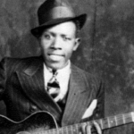 Robert Johnson sold his soul to the devil in Rosedale, Mississippi