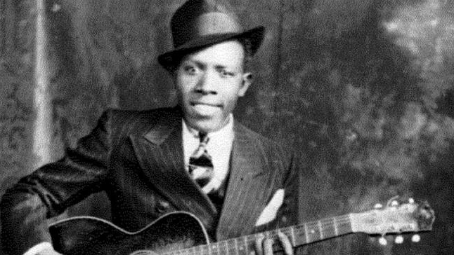 Robert Johnson sold his soul to the devil in Rosedale