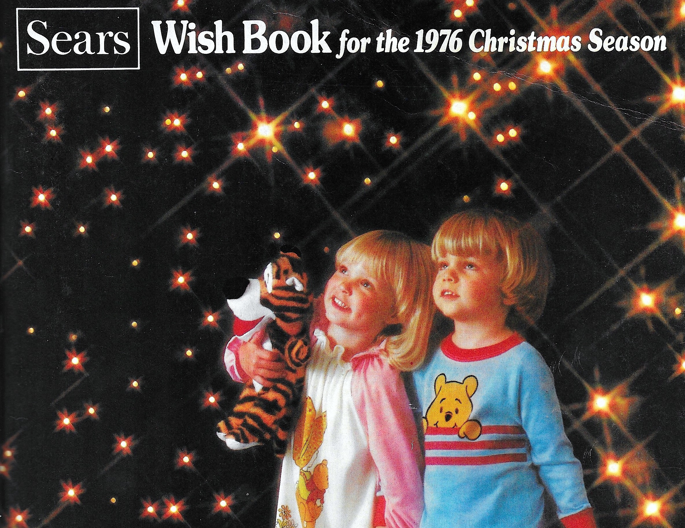 literature of desire the 1976 sears christmas wish book - Sears Christmas Catalog
