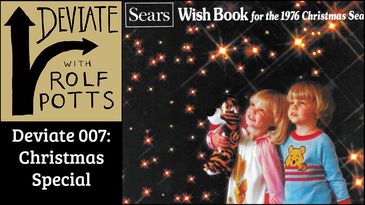 Sears Christmas Wish Book.The Sears Christmas Wish Book Was Truly Great American